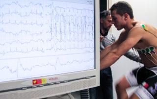 test da sforzo medicina dello sport
