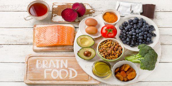 alimenti cervello