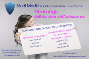 ginecologia d'infanzia